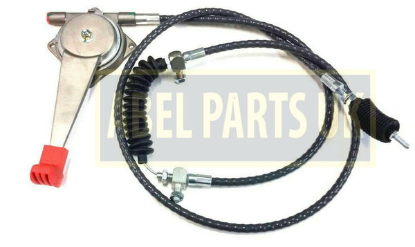 THROTTLE CABLE ASSY FOR JCB 3CX, 4C (PART NO. 910/43300)