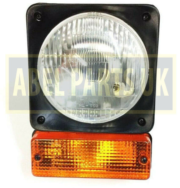 PAIR OF JCB PARTS 3CX 4CX HEADLAMP / HEADLIGHT (PART NO. 700/21100)
