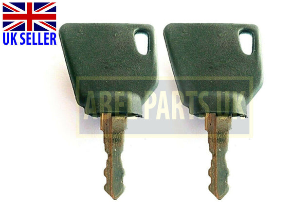 3CX - IGNITION KEYS (2 PCS) (PART NO. 701/45501)