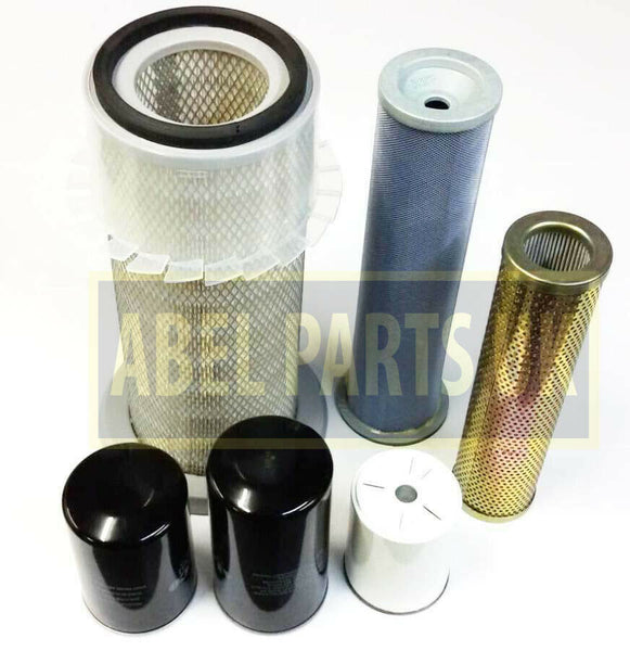 ILTER KIT P8 TURBO AB SN 400000 - 430000 FOR SNYCRO AND P/S TRANS