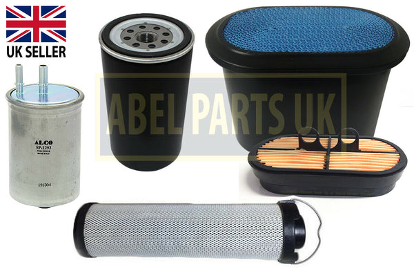 3CX FILTER SERVICE KIT DIESELMAX ENGINE (32/925682 32/925683 32/913500 (32/925346)