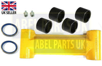 TIPPING LINK + BUSHES & PINS FOR JCB 3CX, 4CX (126/00247)