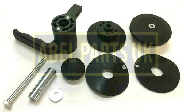 LEFT HAND SIDE HANDLE FOR JCB 406, 409, 3CX, 4CX ETC. (331/34994)