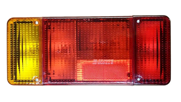 L.H. REAR LIGHT FOR VARIOUS JCB MODELS ( PART NO. 700/38200)