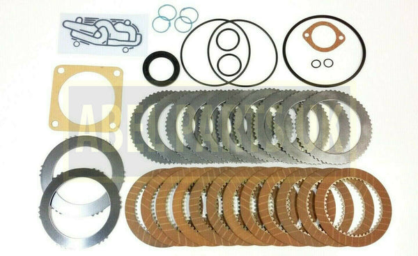 TRANSMISSION REPAIR KIT WITH PLATES,SEAL,GASKET (445/12307 445/03205)
