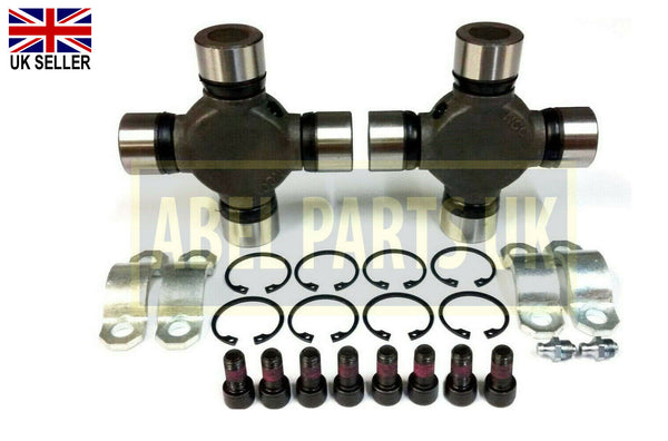 3CX 4CX -- UNIVERSAL JOINTS FOR FRONT AND REAR PROPSHAFTS