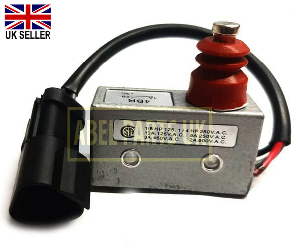 MICRO SWITCH FOR JCB MINI DIGGER 8016,8035,8080 (PART NO. 701/80615)