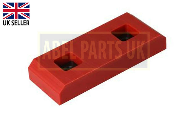 WEAR PAD FOR LOADALLS (PART NO. 159/69899)