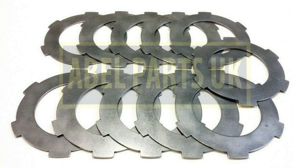COUNTER PLATE SET OF 11 PC'S SS660, SS640, SS400, 2CX 3CX 535 540 (PART NO. 445/05107)