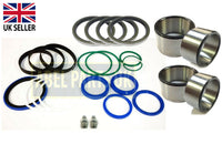 BOOM RAM REPAIR KIT WITH SEAL KIT (991/20034, 809/00126, 809/00127)