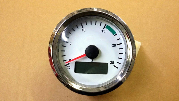 TACHOMETER FOR VARIOUS JCB MODELS (PART NO. 704/50097 OR 704/D7231)
