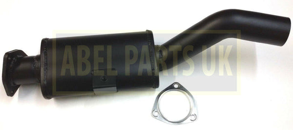 EXHAUST SILENCER TURBO (PART NO. 123/07172)