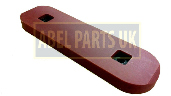 WEAR PAD FOR VARIOUS JCB MODELS (PART NO. 160/00993)