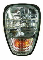 FRONT HEAD LIGHT L/H DIP FOR LOADALL, FASTRAC (PART NO. 700/50192)