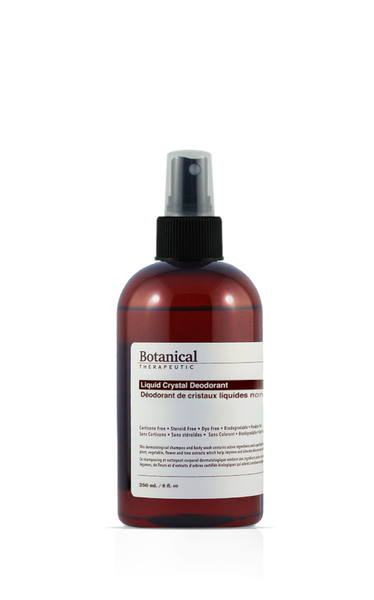 Botanical Therapeutic - Liquid Crystal Deodorant - Carina Organics