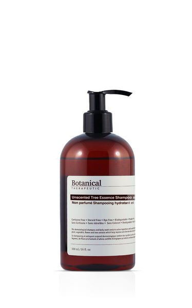 Botanical Therapeutic - Tree Essence Shampoo & Body Wash (Unscented)