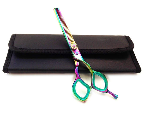 Texturizing Scissors & Hair Cutting Shears Scissors Set 5.5""
