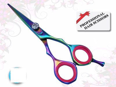 Professional Hair Scissors Titanium Hair Cutting Shears 6.0""