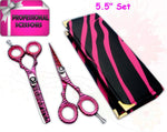 Professional Hair Thinning & Cutting Scissors 5.5