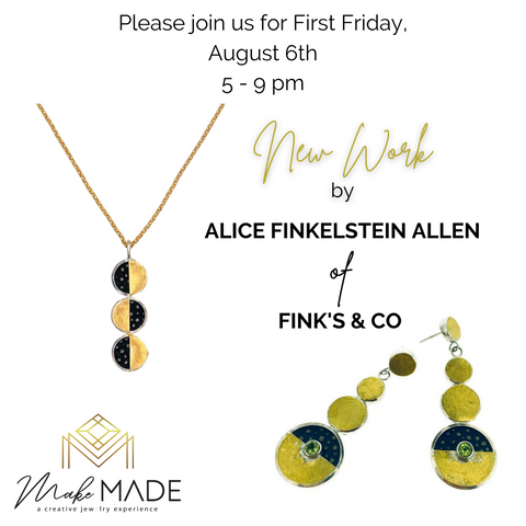 First Friday featuring Fink's & Co