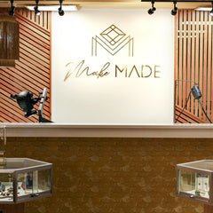 MAKE MADE jewelry interior