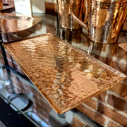 "Copper 8"" Tray"
