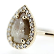 Ana Ring - Rustic Diamond