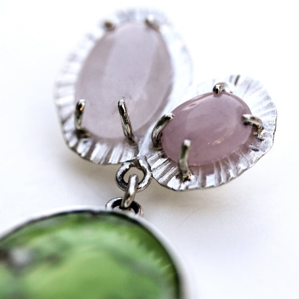 Bezels & Prong set Cabochons - Level Two Course - Session 5 - evening class