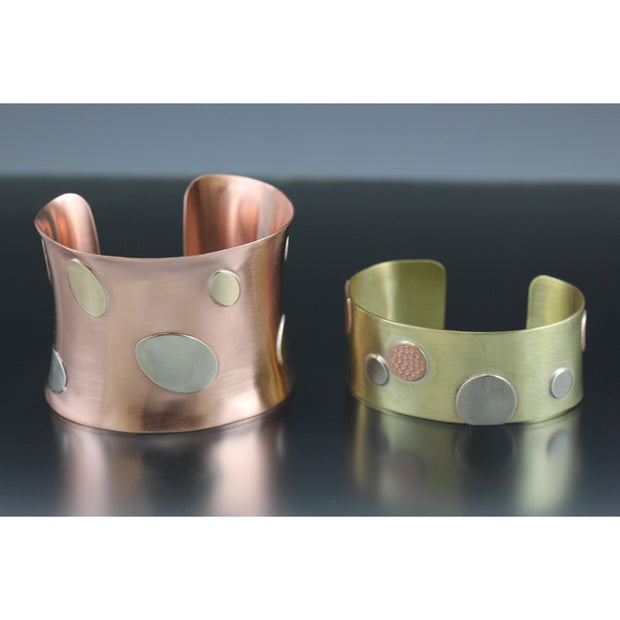 6/13/20 - Polka Dot Cuff Bracelet Workshop