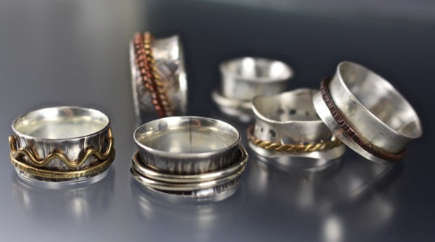 4/17/21 - Spinner Rings Workshop