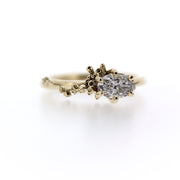 Cleopatra Diamond Engagement Ring