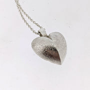 Dappled Heart Necklace