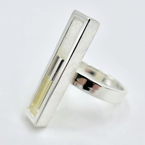 Solo Kinetic Ring - vertical