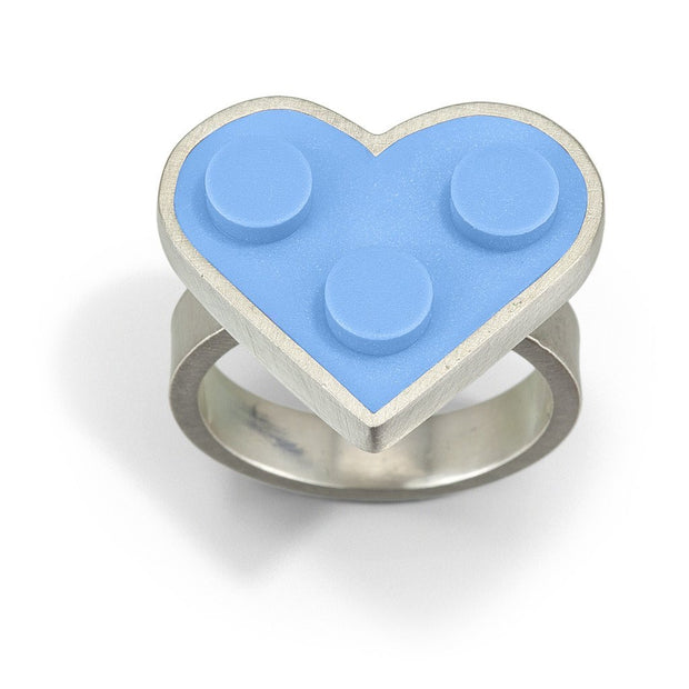 LEGO® Heart Ring