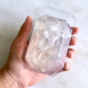 Birthstone Mineral Soap - April - Diamond