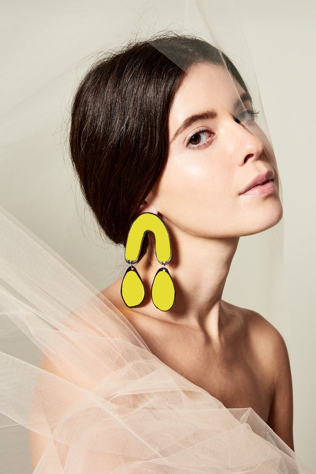 Limon Drops Earrings