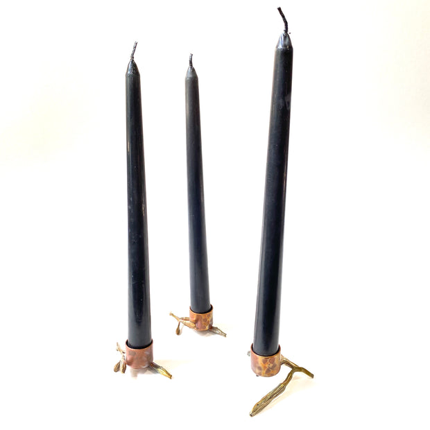 Botanical Candlesticks