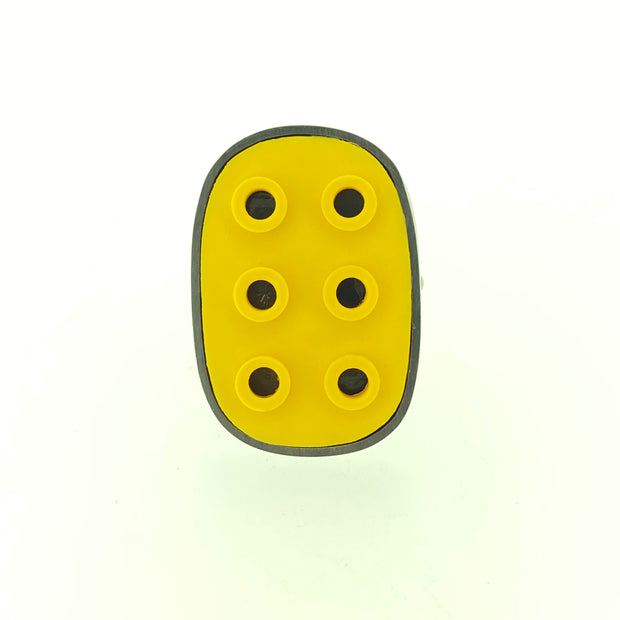 LEGO® Negative Space Ring