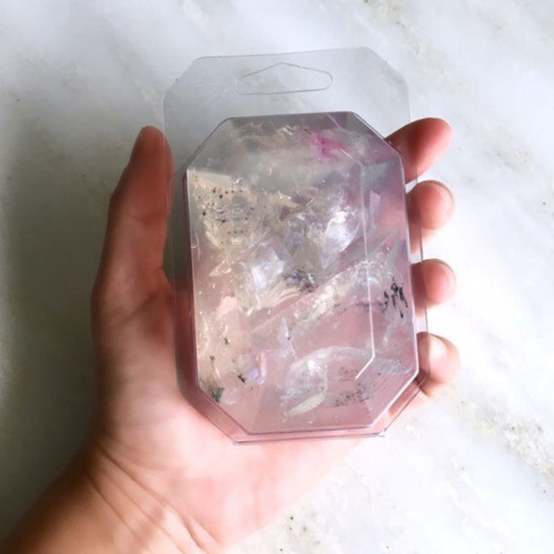 Birthstone Mineral Soap - June - Moonstone