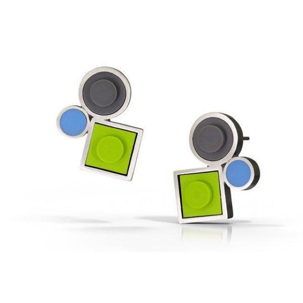 LEGO® House Rendition Earring