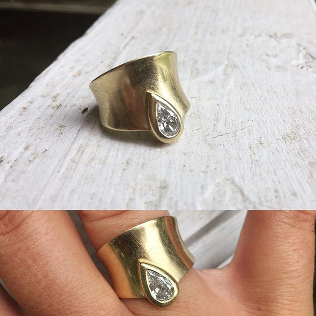Carved + Cast Bling Rings - Level Two Course