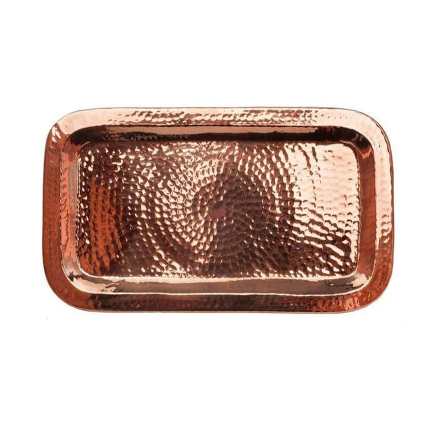 "Copper 12"" Tray"