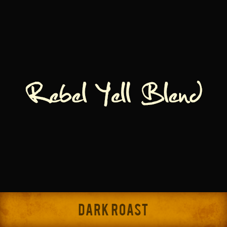 Rebel Yell Dark Roast Blend 12oz