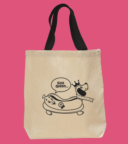 Size Queen Love Tote