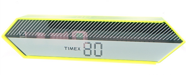 TIMEX 80 • Special Edition Pink & Brown Digital Watch