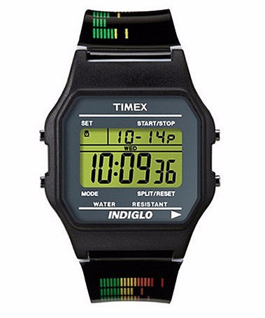 TIMEX 80 • Special Edition Tuner Digital Watch