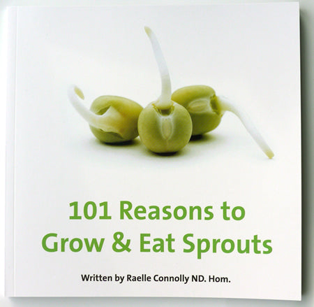 101 Reasons to Grow & Eat Sprouts - Growing Potential