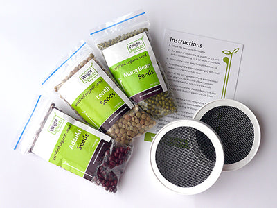 Sprout Starter Kit - Growing Potential