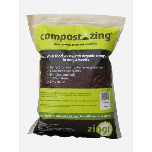 CompostZing Mix 1kg - Growing Potential