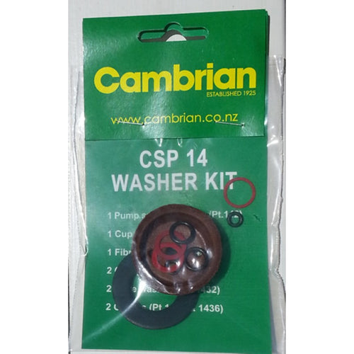 Cambrian Pressure Sprayer CSP14 Washer Kit Part CSP1499 - Growing Potential